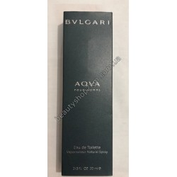N141 Духи турецкие на разлив AQVA POUR HOMME BVLGARI 20 ml