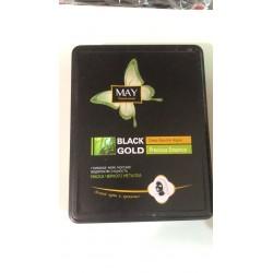 Маска MAY Black Gold с Экстратом Морских водорослей