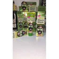 Чёрная маска Green Tee (зелёный чай) (120ml.)